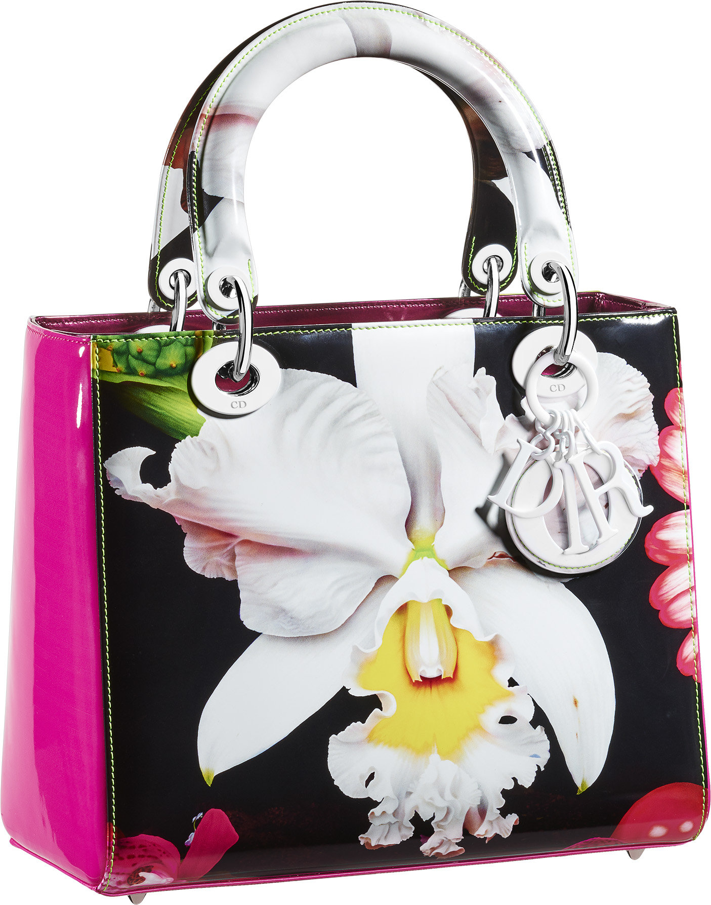 35b5e9b937 Dior Unveils Contemporary Collection with Artist Marc Quinn
