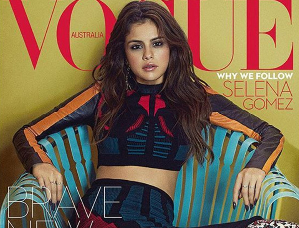e0ebd4ea1b8647 Selena Gomez Lands Another International 'Vogue' Cover