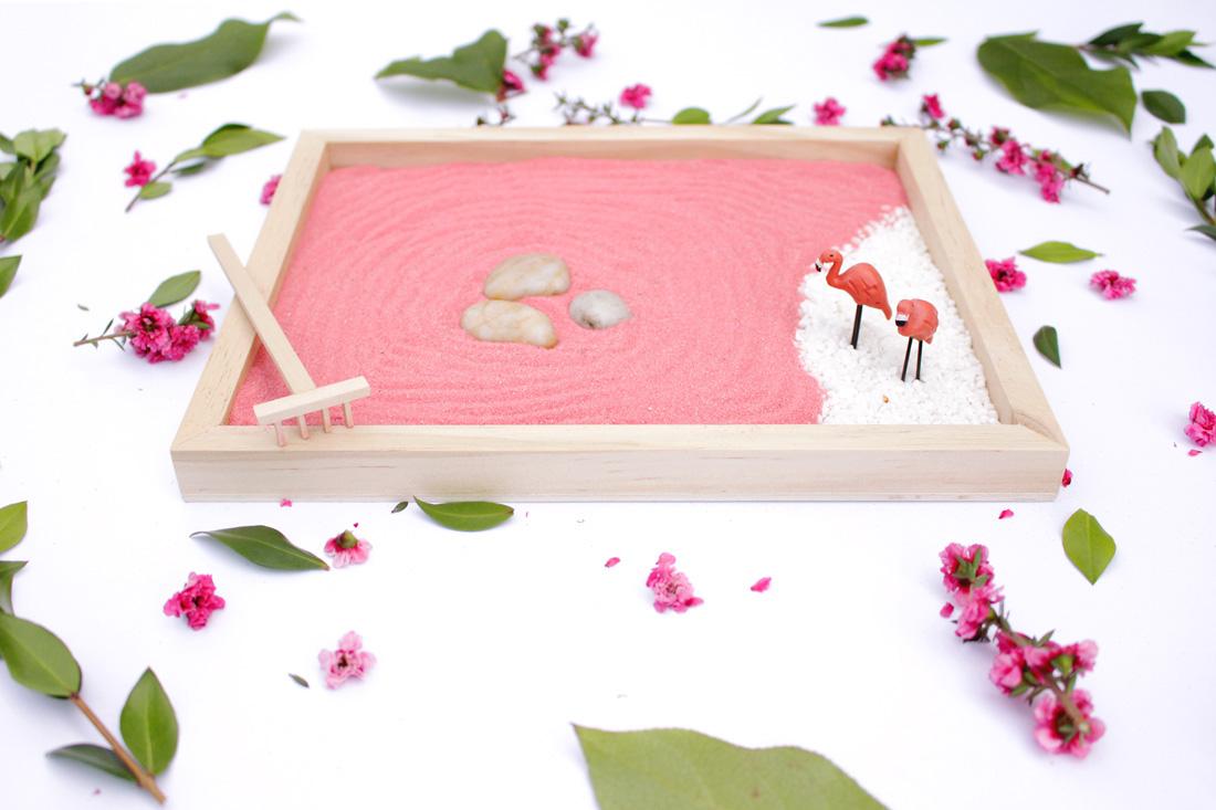 Diy A Mini Zen Garden For Mom This Mother S Day