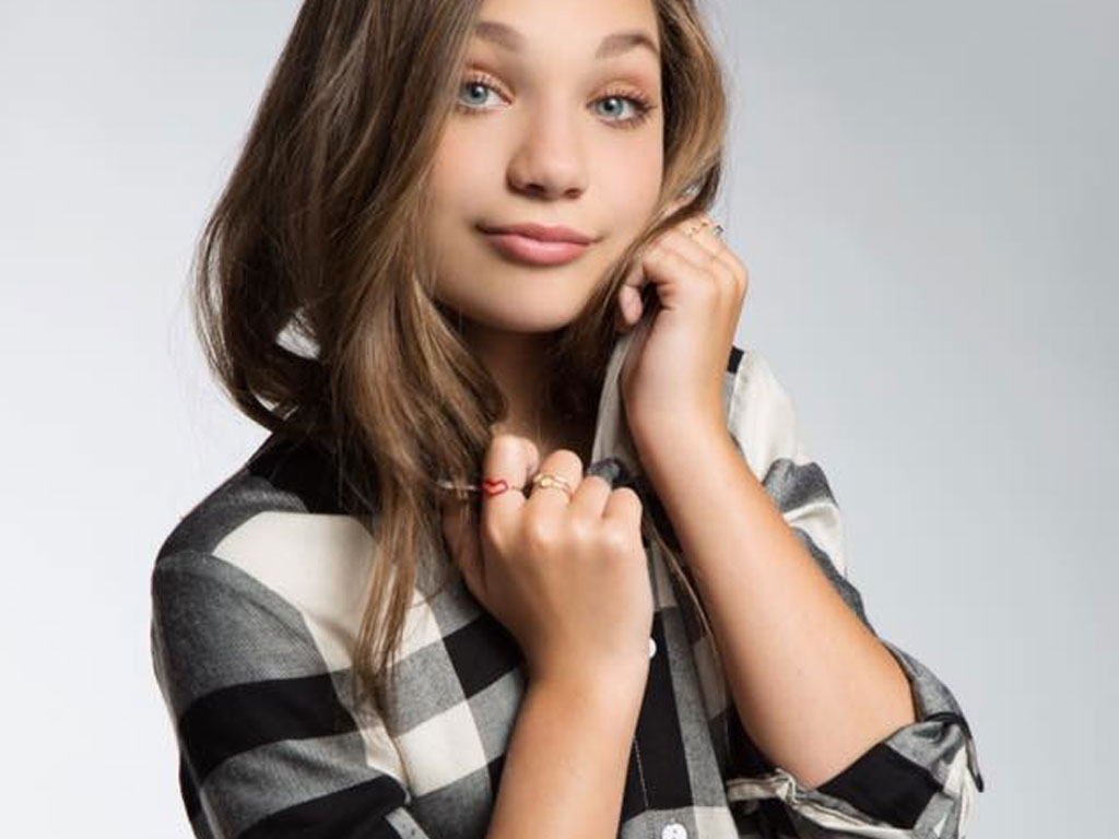 Maddie Ziegler Says Millie Bobby Brown Is The Muse For Her New Fashion Line Rue Now