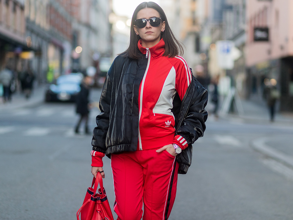 How to Wear a Tracksuit, the 2017 Way