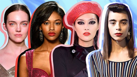 The Best Beauty Looks at NYFW Fall/Winter 2018