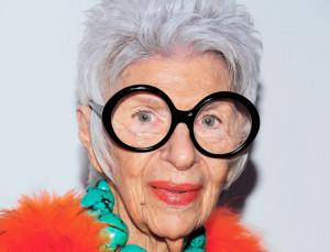 96-Year-Old Fashion Icon Iris Apfel's Most Prized Possession Isn't a Fashion Item