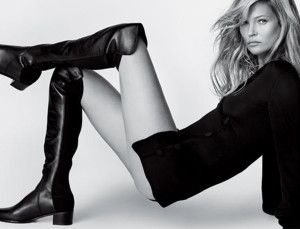 Stuart Weitzman and Kate Moss Are Celebrating A Fashion Milestone Together