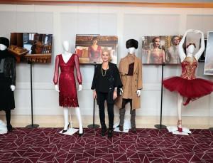 How the 'Red Sparrow' Costume Designer Transformed Jennifer Lawrence Into a Ballerina-Turned-Super-Spy