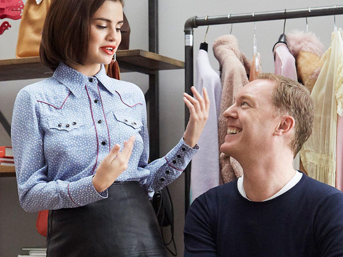 Selena Gomez's Next Coach Collab Will Include Clothes