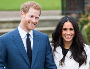 How Prince Harry & Meghan Markle Are Paying Tribute to Princess Diana at Their Royal Wedding