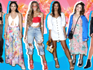 The Chicest Celebrity Outfits from Coachella Weekend 2018