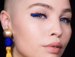 Color-Blocked Eyeshadow Is The Instagram Beauty Trend You Need To See