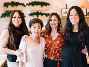 Joanna Gaines & Her Bump Celebrated Her 40th Birthday with a Surprise Party