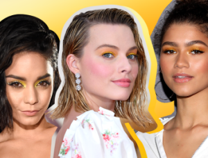 15 Celebrity-Approved Ways to Pull Off Yellow Eyeshadow