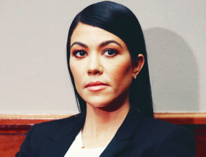 Kourtney Kardashian Went to D.C. to Advocate for Safer Beauty Products