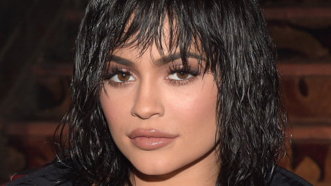 Kylie Jenner Shares Her Brilliant Hack for Using Eyeshadow as Eyeliner