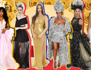 Every Show-Stopping Celebrity Outfit from the 2018 Met Gala Red Carpet