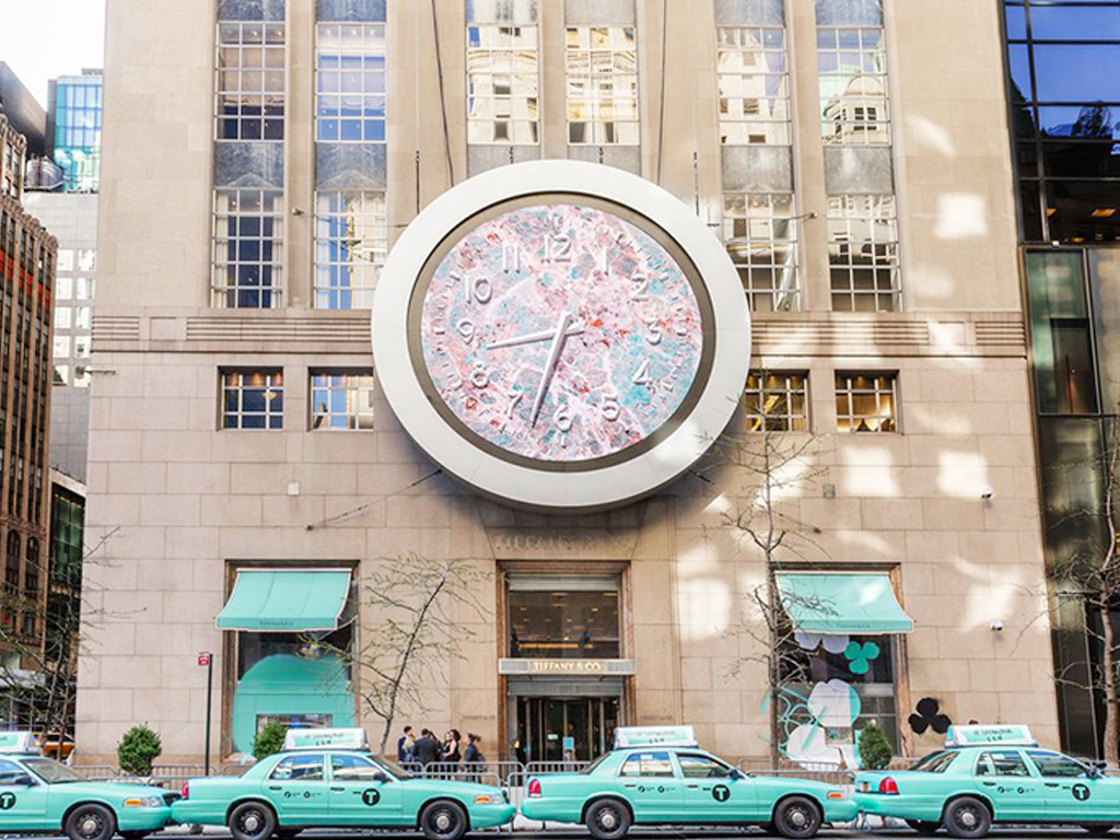 Tiffany Is Painting NYC Taxi Cabs Blue, So You Can Channel Your Inner Holly Golightly
