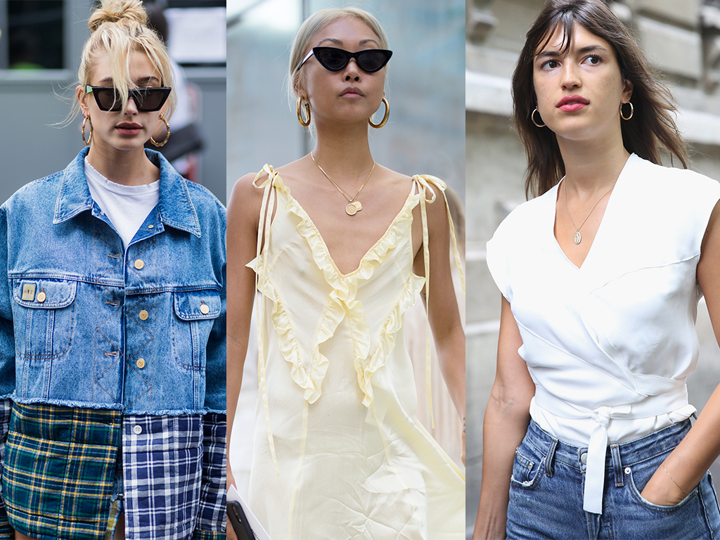 Hoop, There It Is: 3 Ways to Style The Hottest Earring Trend