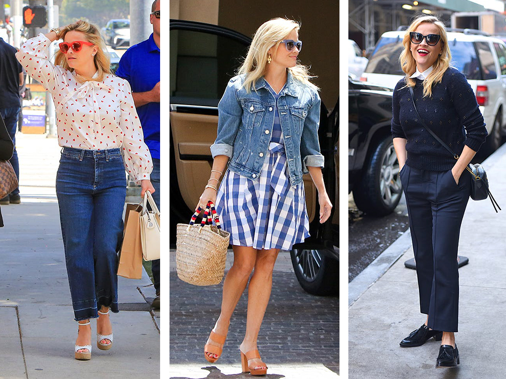 7 Reese Witherspoon Outfits That Are So Easy to Copy