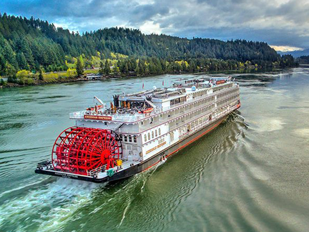 5 U.S. River Cruises That Are Just as Majestic as Anything in Europe