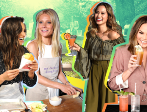12 Easy Summer Entertaining Tips We Can Learn from Celebrities