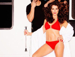 Brooke Shields Loves Showing Off Her Body, As She Should