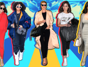 43 Fashionable Times Celebrities Straight-Up Killed the Airport Style Game