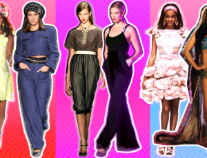 20 Supermodels' First and Most Recent Times Walking the Runway
