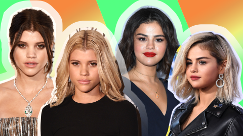 20 Female Celebrities Who Have Slayed with Both Blonde and Brunette Hair