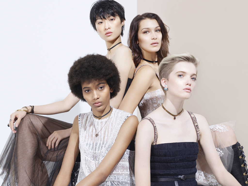 Ooh, Dior's New Beauty Line Comes Straight from the Runway (and Has 40 Shades of Foundation)