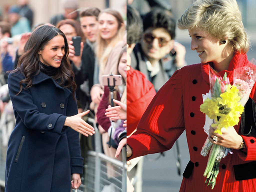 Meghan Markle is Just Like Princess Diana (and Here's the Proof)