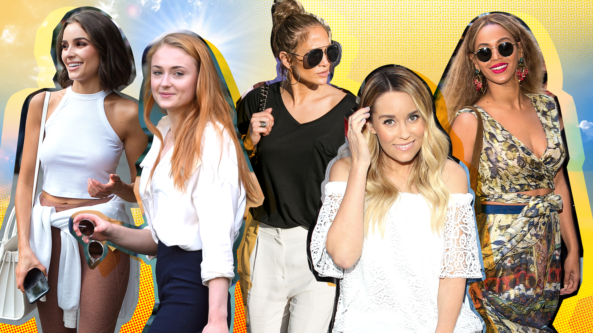 10 Easy Summer Beauty Secrets to Steal from Celebrities