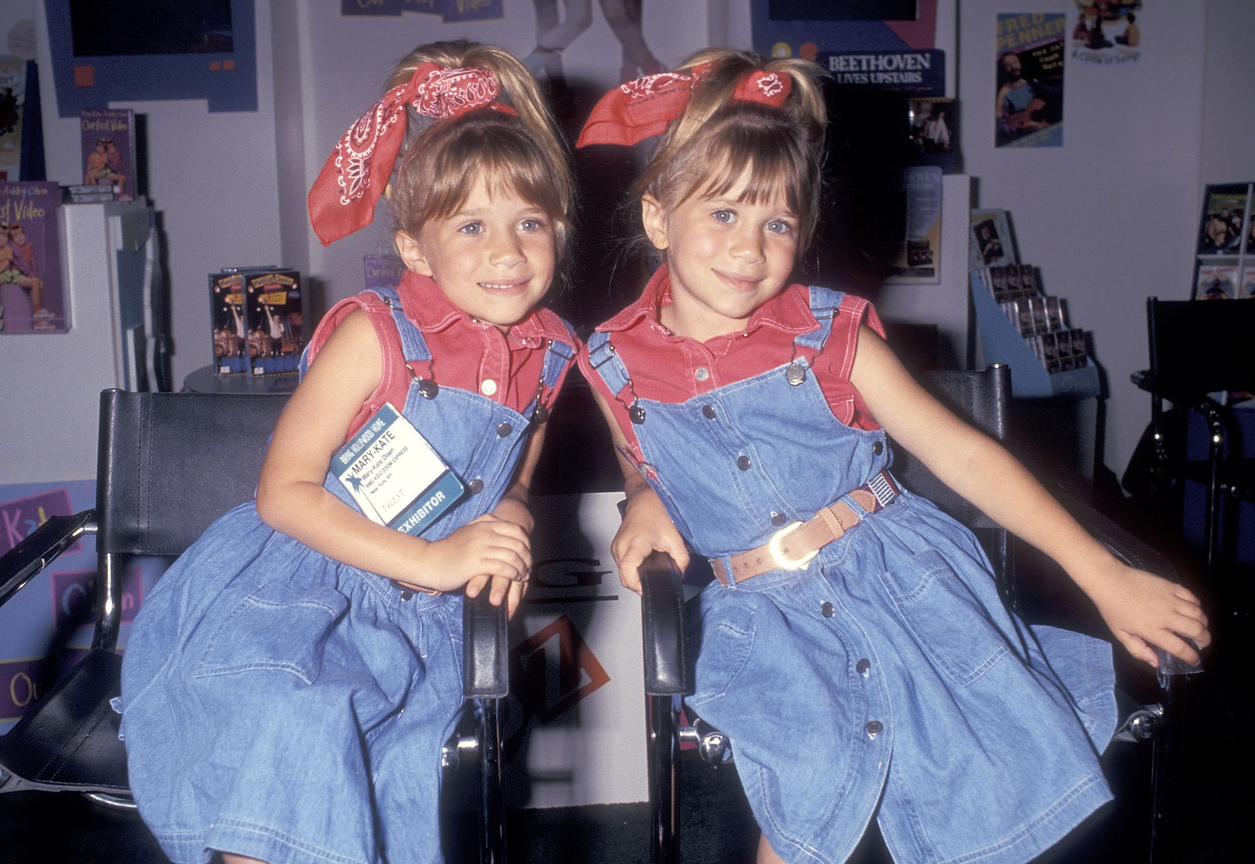 Mary-Kate and Ashley Olsen's 32 Greatest Fashion Moments in Honor of Their 32nd Birthday Yesterday
