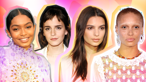 Celebrity No-Makeup Makeup Looks to Copy This Summer