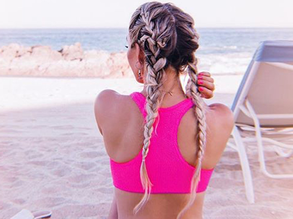 8 Cool Hairstyles for the Hottest Summer Days