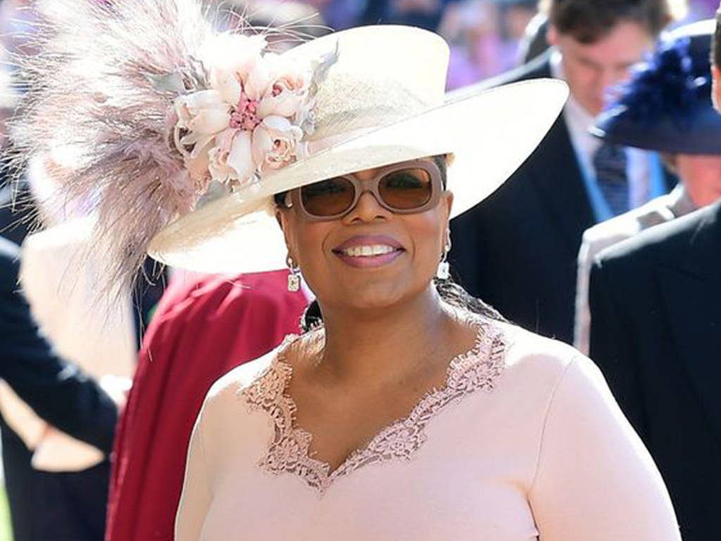 Oprah Winfrey Reveals What It Was Really Like to Attend Meghan Markle and Prince Harry's Royal Wedding