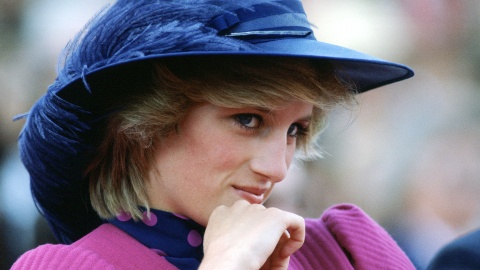 The Unusual Eyeliner Color Princess Diana Wore That Meghan Markle & Kate Middleton Won't