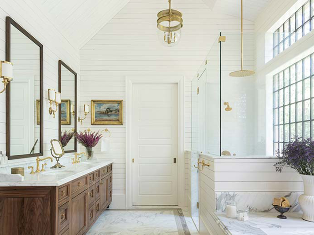 8 Dreamy Design Ideas for a Master Bathroom