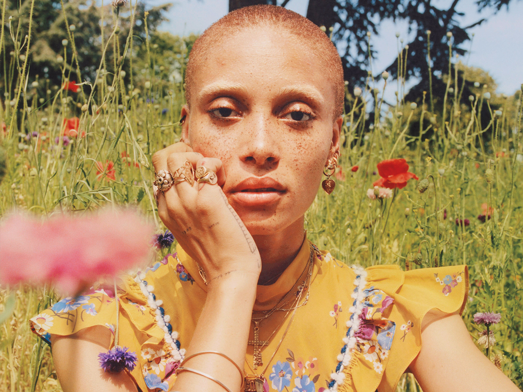 How Adwoa Aboah Found Confidence in Owning Her Struggles