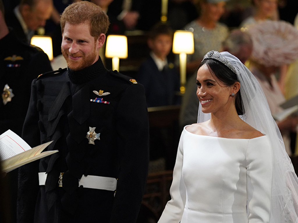 5 Times Cameras Caught Prince Harry Being the Sweetest to Meghan Markle