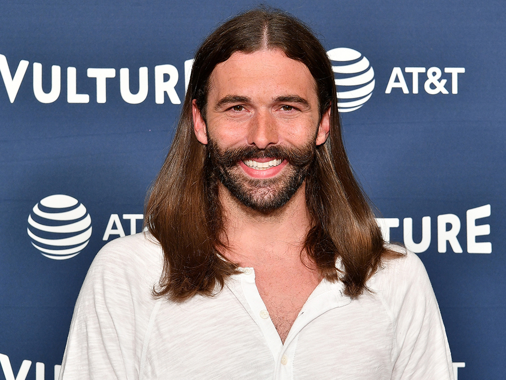 Jonathan Van Ness's Reaction to His Emmy Nominations Is Just 110% Joy