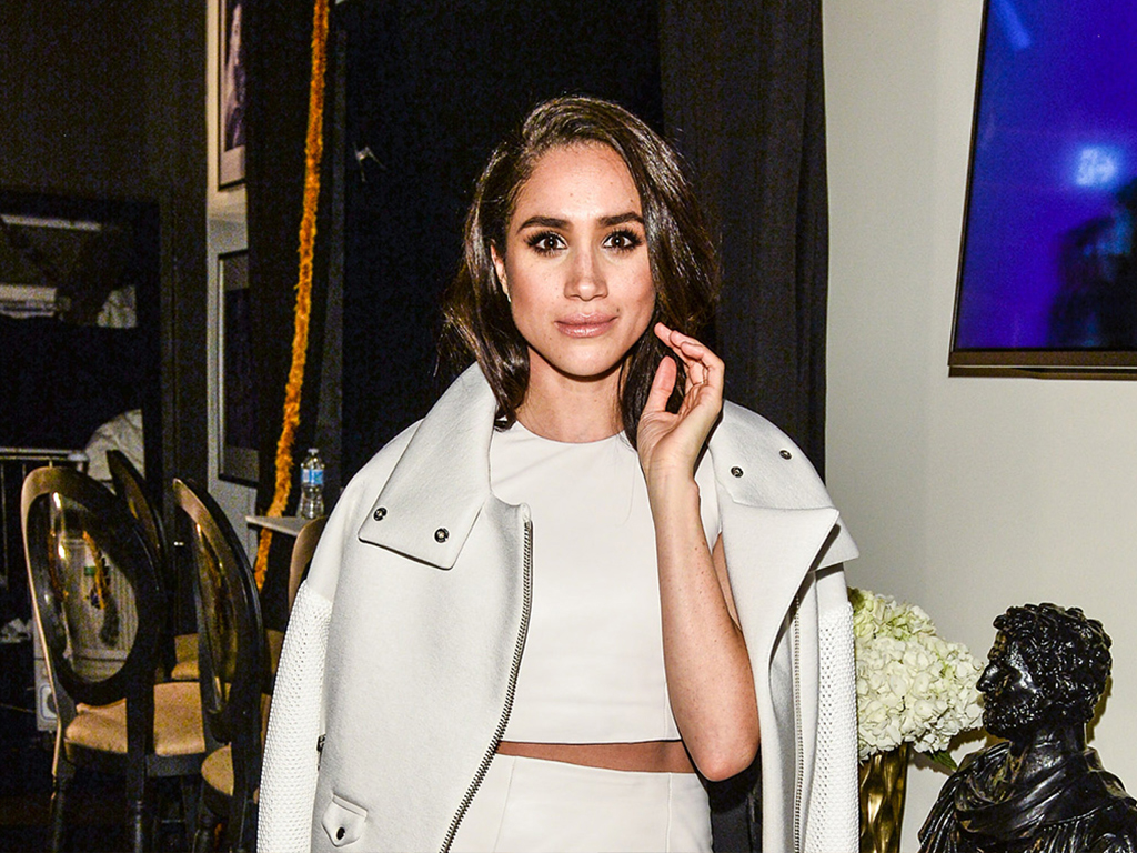 Here's How Meghan Markle Describes Her Own Personal Style (FYI: It's a Made-Up Word)