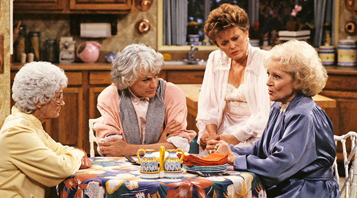 A 'Golden Girls' Cookbook Is Coming and Suddenly We're Craving Double Fudge