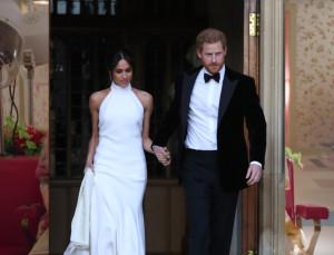 Stella McCartney Talks Designing Meghan Markle's Wedding Reception Dress