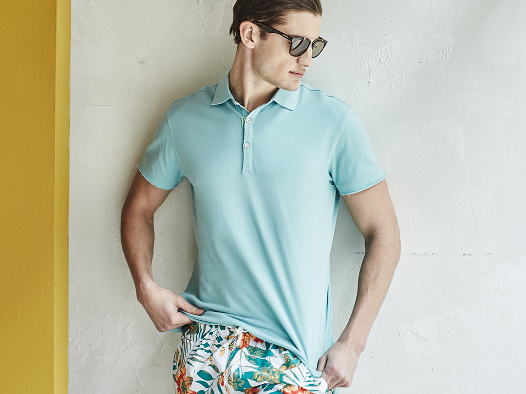 3aab7a698e 7 Fresh Ways to Wear a Polo Shirt
