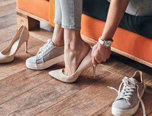 Podiatrists Say This Is the Best Time of Day to Shop for a New Pair of Heels