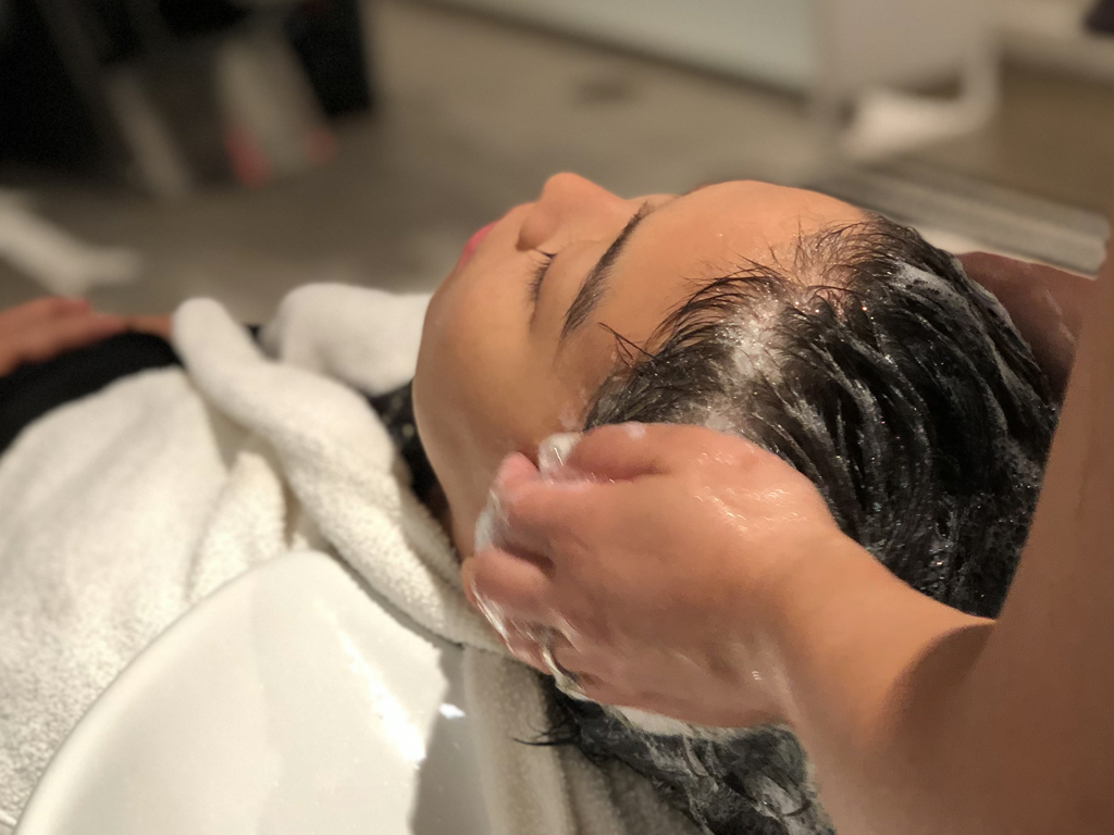 Have You Heard of Head Spas? They're Key to Healthy Hair