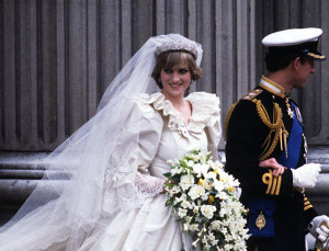 Princess Diana Had a Secret Back-Up Wedding Gown (and Not Even *She* Knew About It)