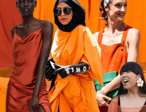 Orange Really Is The New Black (& Here's How To Wear It)