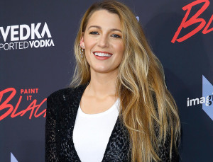Blake Lively Pulls Off the Trickiest Color Known to Woman