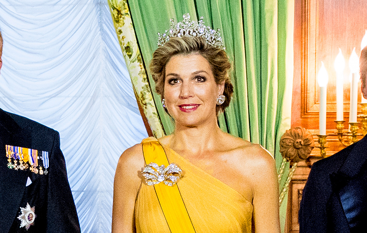 Move Over, Meghan and Kate: Queen Maxima of the Netherlands Is the Newest Royal Style Icon to Watch