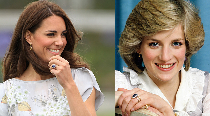 The Fascinating History of Kate Middleton's Engagement Ring